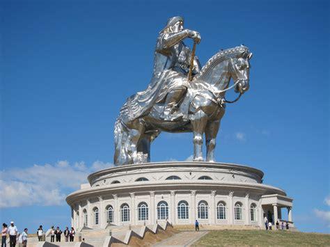 chinggis khaan bank ulaanbaatar city around mongolia tours mongolia tour