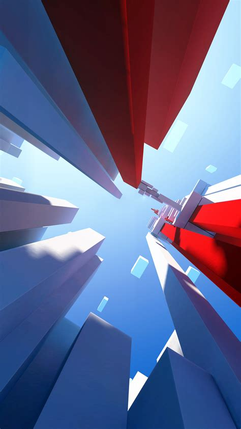 android blue wallpaers hd wallpaper 3d abstract wallpapers 3d shapes buildings look up android wallpaper free download