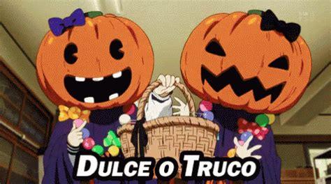 imagenes de halloween dulce o truco dulce o truco anime gif halloween dulceotruco