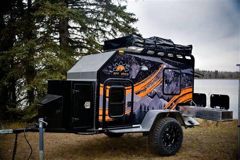 offroad travel trailers off grid teardroptrailers teardrop cer off road