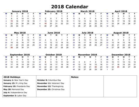get your free 2018 printable planner with daily weekly monthly