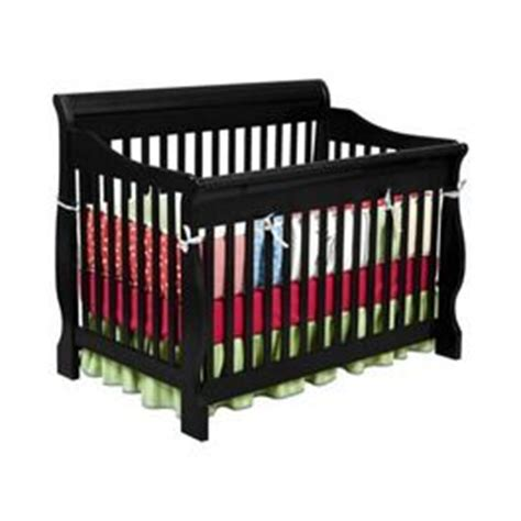 Delta Canton 4 In 1 Convertible Crib Black The Delta Childrens Products Eclipse 4 In 1 Convertible Crib Black Bed Mattress Sale