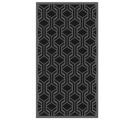 4 x 5 outdoor rug safavieh 4 x 5 7 quot links indoor outdoor rug qvc