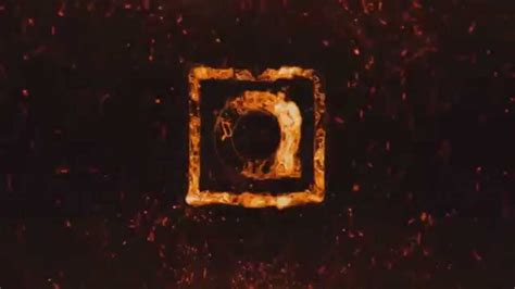 Flame Logo Adobe After Effects Free Templates Youtube Adobe After Effects Logo Templates