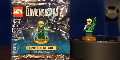 Brick Figurine Green Lantern Unboxing Giveaway Green Arrow Minifigure For Lego