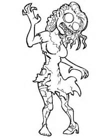 mario zombie colouring pages 2