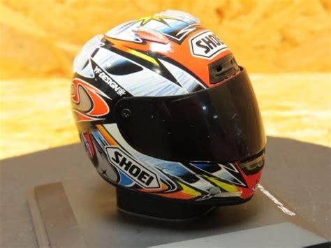 Helm Shoei Kato Daijiro Kato Shoei Helm 2001 1 5