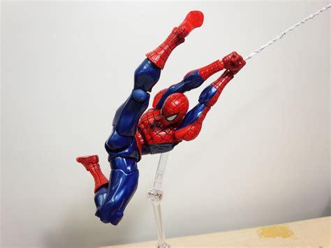 Revoltech Amecomi Amazing Yamaguchi Spidergwen Spider Gwen Kaiyodo Amazing Yamaguchi Revoltech Spider Gwen New Pics