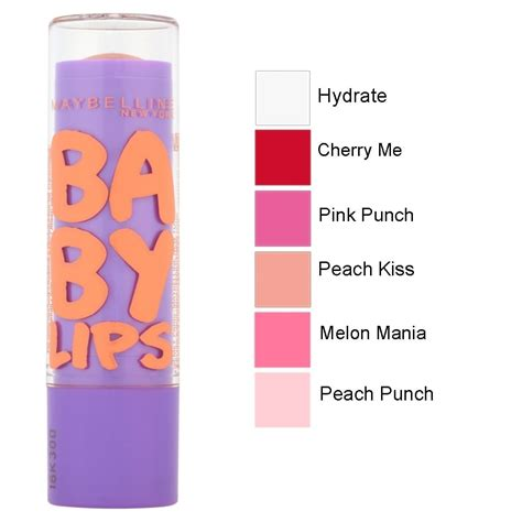 Maybelline Baby maybelline baby cherry me www pixshark images