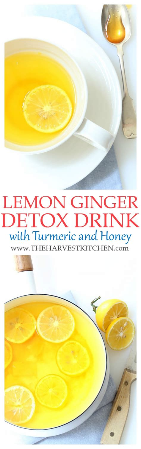 Lemon Drink For Detox by Lemon Morning Detox Drink