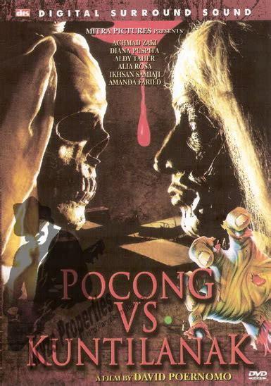 film horor indonesia pocong vs kuntilanak lupakan pengabdi setan inilah judul film horror indonesia