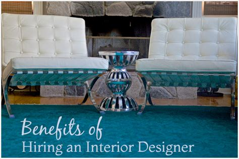 benefits of hiring an interior designer beth krupa