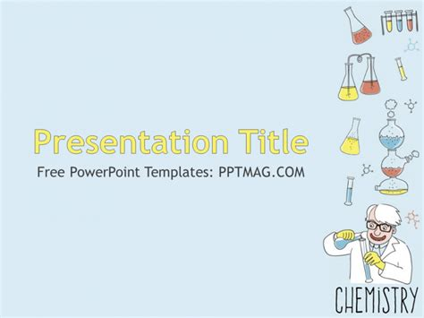 design for powerpoint chemistry free chemistry powerpoint template pptmag
