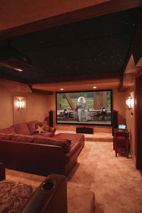 media room design family media room design with awesome ceiling interior design ideas