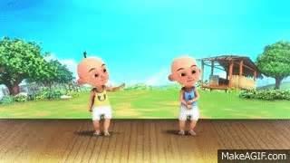film upin ipin anak ayam 5 pelajaran baik yang bisa kamu ambil dari kartun upin
