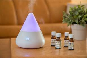 essential diffuser suffered chemical burns after coming into direct