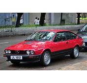 Alfa Romeo GTV6 Hong Kongjpg  Wikimedia Commons