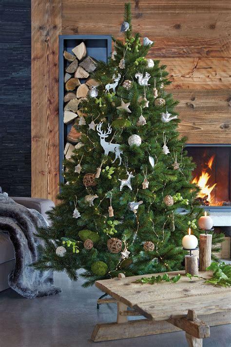 decoration de sapin de noel eight tree decor ideas