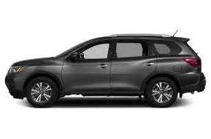 Nissan Svu New 2017 Nissan Pathfinder Price Photos Reviews