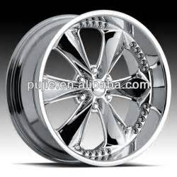 22 Inch Chrome Truck Wheels Chrome Rims Custom Alloy Car Truck And Suv Wheels 2017