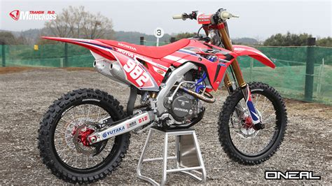 honda motocross bikes 2017 spy photos new bikes from the big four transworld