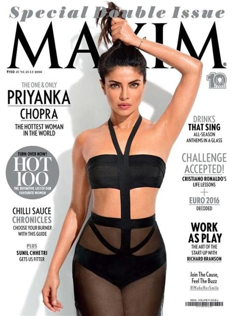 Maxim Photoshops Fergie To The Maximum by Priyanka Chopra Posts A Nofilter Picture Of Armpits