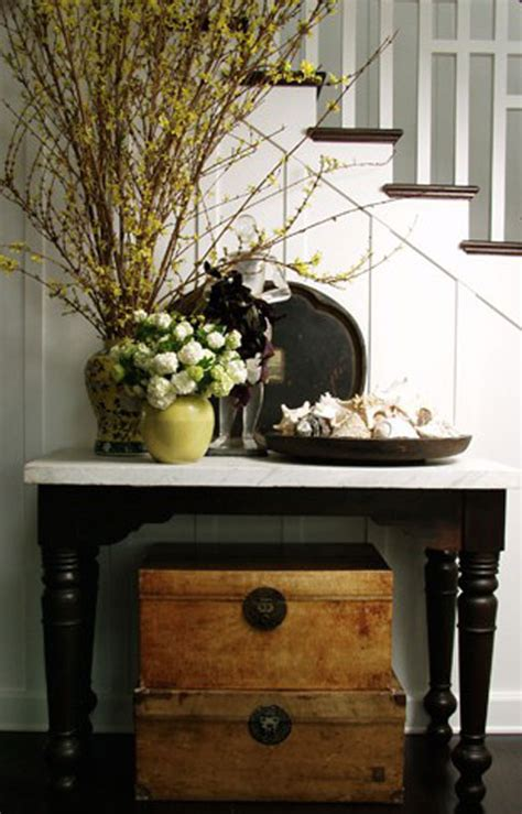 Front Entrance Table Entryway Creating A Fabulous Impression
