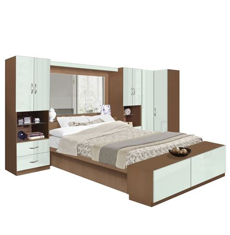 Wall Bed Wardrobe by Studio Pier Wall Bed Plus Corner Closet Contempo Space