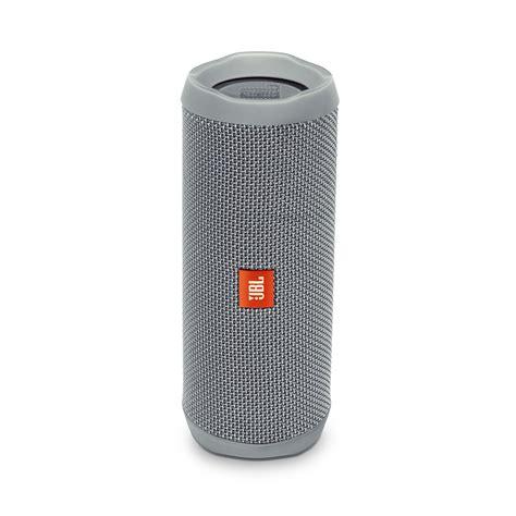 Jbl Flip 4 Bluetooth Speaker Original 100 Garansi jbl flip 4 waterproof portable speaker bluetooth grey audio46