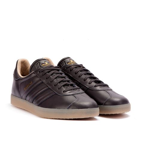 Adidas Premium adidas gazelle leather premium black bb5504