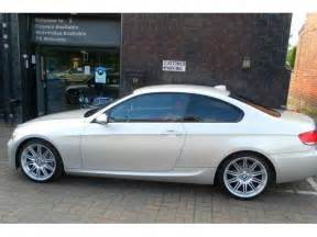 used bmw 3 series 2009 diesel 320d m sport coupe silver