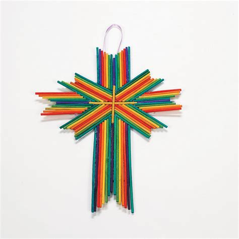 cross crafts for rainbow cross craft kit trading discontinued