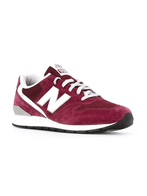new balance classic sneakers new balance classic 996 sneakers in for lyst