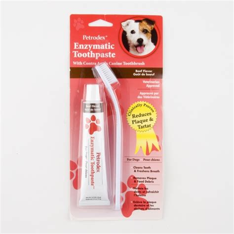 toothpaste for dogs petrodex enzymatic toothpaste for dogs by petrodex at petworldshop