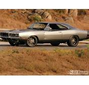 Vehicles  Hot Rod Dodge Muscle Car Classic Wallpaper