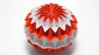 origami magic ball dragon s egg by yuri shumakov youtube