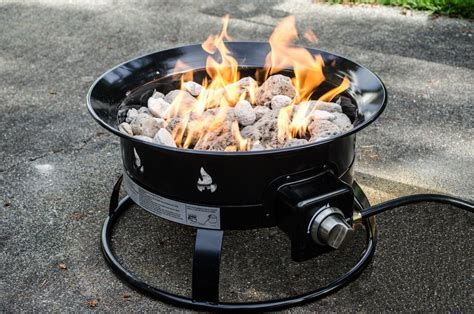 Portable Firepit Arrange Your Decoration With A Coleman Pit Pit Design Ideas