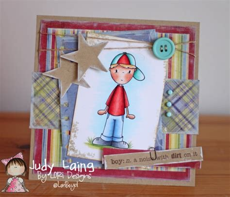 Handmade Greeting Cards For Boys - handmade greeting card for a boy birthday by