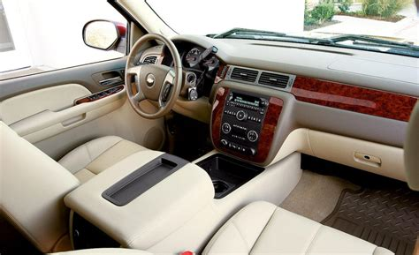 2009 Chevy Silverado Interior by Car And Driver