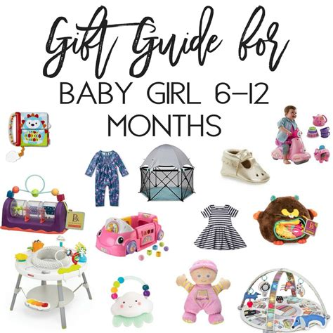 to 9 month baby girl christmas gifts gift guide for baby 6 12 months the ashmores