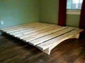 Diy Platform Bed Lowes How To Make A Diy Platform Bed Lowe S Use These Easy