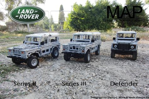 land rover series ii series iii and defender made from