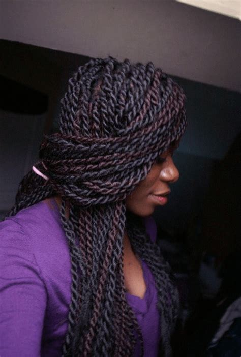 unique braids braided hairstyles for black women trending 2015