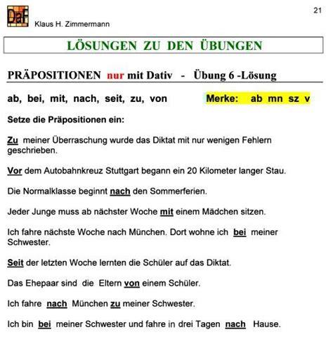 Mit Freundlichen Gr En Grammatik Als Fremdsprache Daf Daz Grammatik Pr 228 Positionen