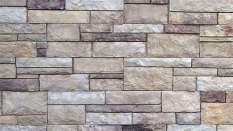 veneer faux panels rock siding