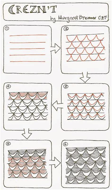 zentangle pattern charts zentangle artists and tangle patterns on pinterest