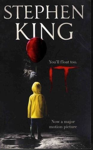 libro it film tie in edition it film tie in edition of stephen king s it paperback by stephen king hodder stoughton