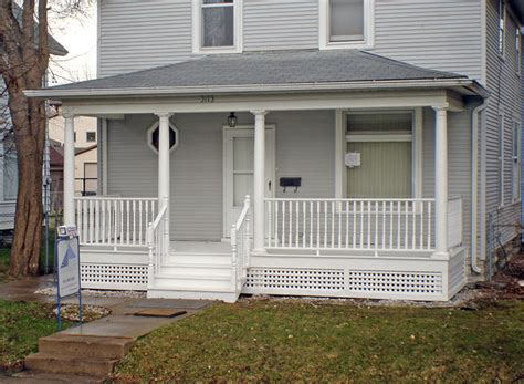 front porch design plans mobile home exterior on pinterest mobile homes front