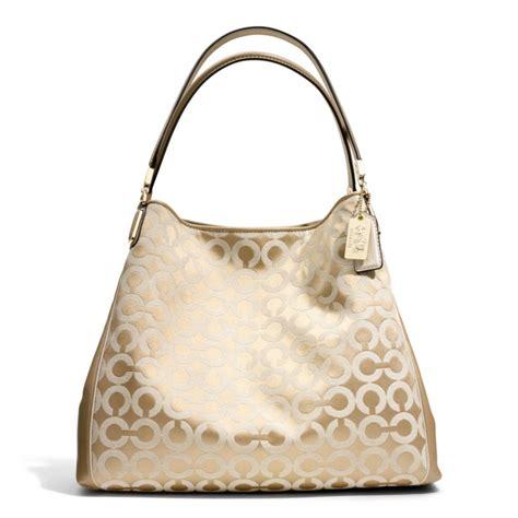 small phoebe shoulder bag coach shoulder travel bag