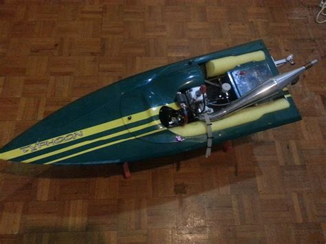 big rc gas boats typhoon 29cc zenoah gas boat for sales r c tech forums